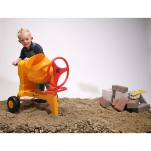 CEMENT MIXER CONSTRUCTION TOY