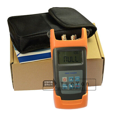 Mini Otdr Fiber Ranger Optical Measurement Instruments Principle Tester Meter