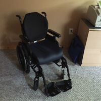 Wheel chair current model