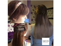 Hair extensions + mobile service