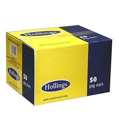 Hollings Pigs Ears Box of 50