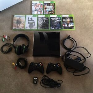 Complete Xbox 360 Setup plus Games