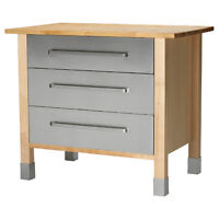 WANTED; IKEA FREE STANDING 3 DRAWER UNIT
