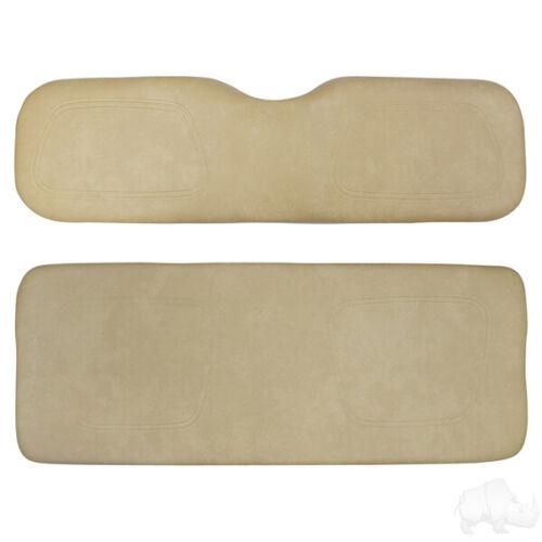 Cushion Set with Universal Board, Club Car DS Tan