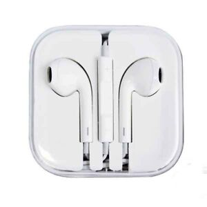 Official Apple Earpods/headphones with Remote and Mic for iPhone