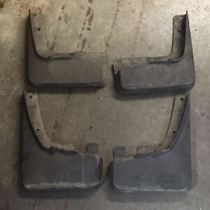 GMC Terrain factory Mud Flaps.