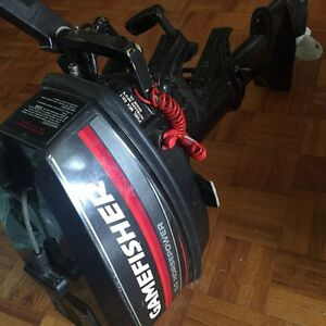 Gamefisher 5 hp outboard motor