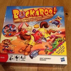 Buckaroo Game