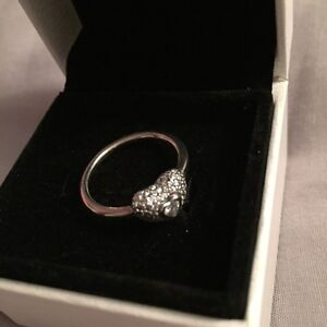 "Pandora ""In My Heart"" Ring SIZE 54 (Size 6)"