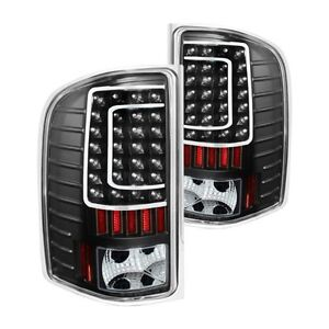 Spyder LED Tailights for 2008 to 2013 GMC Dually