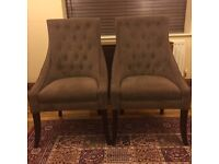 Rochester Chairs X 2