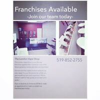 Open a franchise near you today !