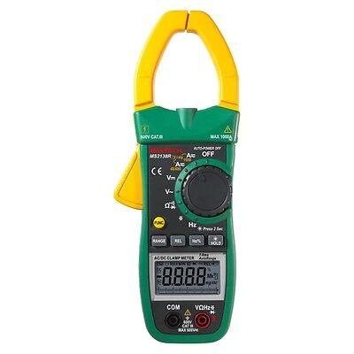 MS2138R Mastech Profesional Digital Multímetro Trms Autoranging 4000 Counts