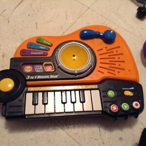 V-Tech 3 in 1 Musical Band - instrument musique 3 en 1