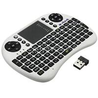 NEW,,,Mini Slim 2.4GHz Wireless Keyboard + Touchpad Mouse Combo