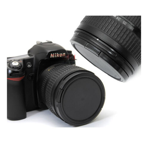 как выглядит 72mm Snap-on Front Filter Lens Cap for Canon Nikon Olympus Sony Pentax 72 фото