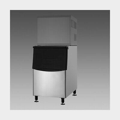 New Oliver Commercial 400lb Ice Maker Storage Bin Ib468