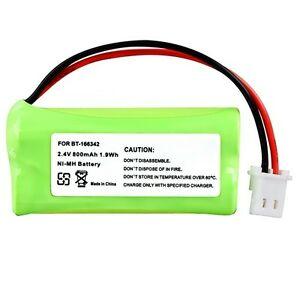 Cordless Home Phone Battery Pack Compatible with VTech BT166342