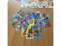 Paw patrol stickers. 10 for £1. Panini.