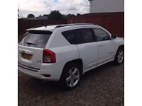 2012 JEEP COMPASS 2.4 AUTOMATIC 4x4 low mileage Px welcome