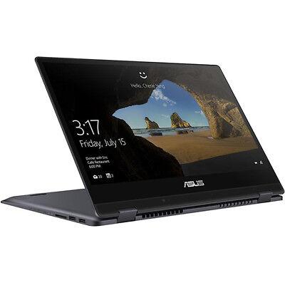 *NEW* Asus VivoBook Flip 14: FHD Touchscreen, Core i3-8130, 4GB RAM, 128GB SSD