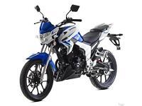 Lexmoto Venom 125cc 125 Naked 2015MY 125