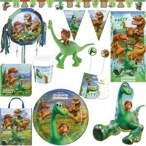 arlo spot der gute dinosaurier kindergeburtstag party deko geburtstag dino set ebay. Black Bedroom Furniture Sets. Home Design Ideas