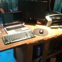 PC Bureau et portable 2-en-1