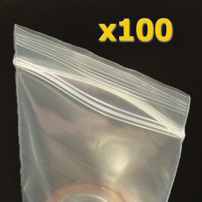 100 4 X 6 Ziploc Small Plastic Bags Baggies Jewelry 4x6