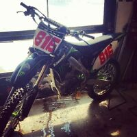kx250f monster edition