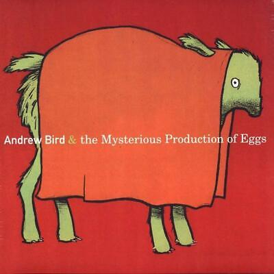 Andrew Bird - The Mysterious Production Of Eggs - New Sealed Vinyl LP