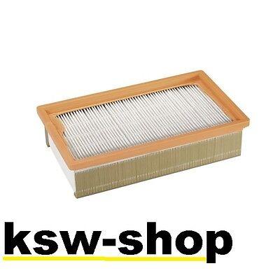 KÄRCHER HEPA-Flachfaltenfilter für NT 361 Eco H / 35/1 Eco H  NEU  6.904-242.0