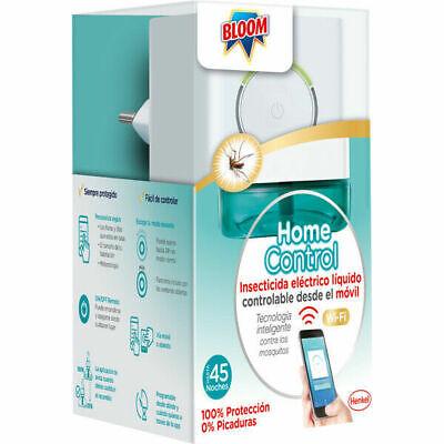 Bloom Home Control Eléctrico Contra Mosquitos Común Tigre Aparato y 1 recarga