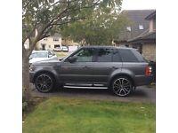 Range Rover Sport 2.7ltr 2006