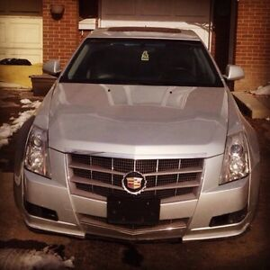 2010 Cadillac CTS low km