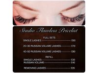 LASHES FOR CHRISTMAS ! 😍