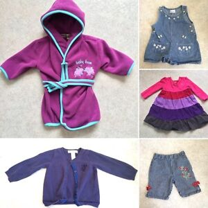 Size 12 months girl clothes