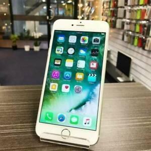 IPHONE 6 16GB SILVER UNLOCKED WARRANTY INVOICE GOOD CONDITION