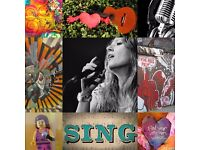 Time to SING! SINGING LESSONS FOR £25/Hour