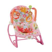 Chaise vibrante fisher price / comme neuf
