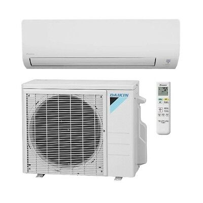 18,000 Btu 18 Seer Daikin Single Zone Mini Split Air Conditioning System