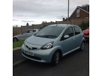 EXTREMELY CHEAP TO RUN LOW MILEAGE TOYOTA AYGO