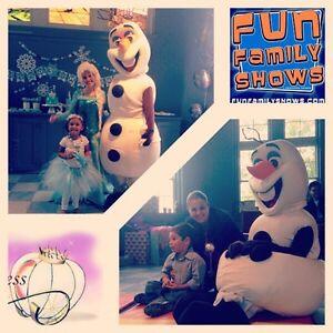 Olaf, Minion, Elmo, Dora - Mascot Costume Rentals London Ontario image 5