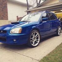 2004 Subaru WRX - Cobb Tunned