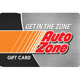 $100 AutoZone Gift Card For Only $90!! - FREE Mail Delivery