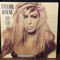 Taylor Dayne-Can't Fight Fate vinyl LP