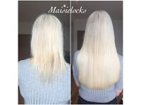 Maisielocks - MOBILE Hair extensions Cardiff