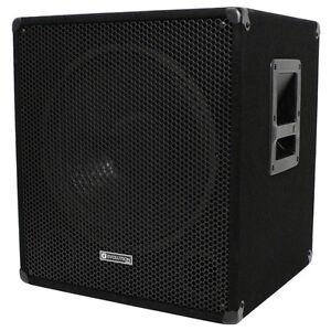Evolution EL-SUB 18SA 1000W 18