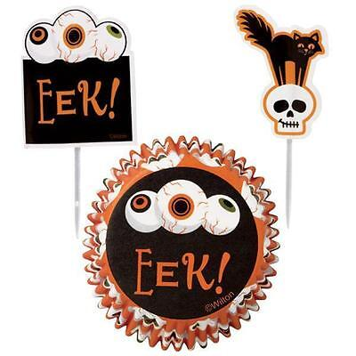 Halloween Grave Cupcake Combo Pack from Wilton #7079 - NEW - Wilton Halloween Cupcake Combo Pack