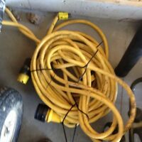 50ft shore power cable $50 obo